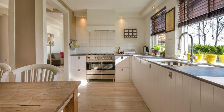 Kuchnia z kamienia czyli blaty kamienne w kuchni