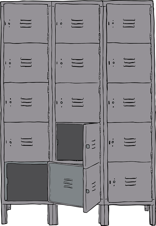 szafki ubraniowe dla pracowników
