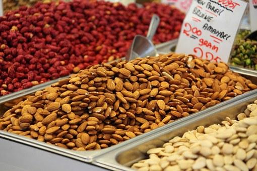 Różne nasiona w sklepie online