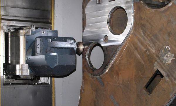 Realizacja usług dotyczących sfery CNC