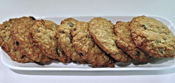Domowe ciasteczka bez mąki