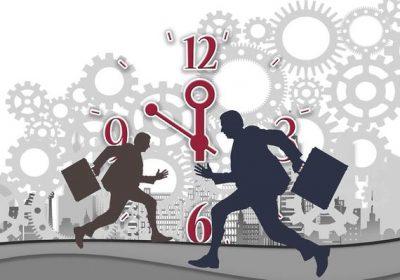Dokładna rejestracja czasu pracy