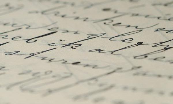 Kiedy warto analizować pismo?