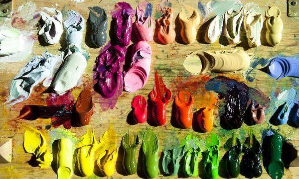 Popularne farby dla dzieci