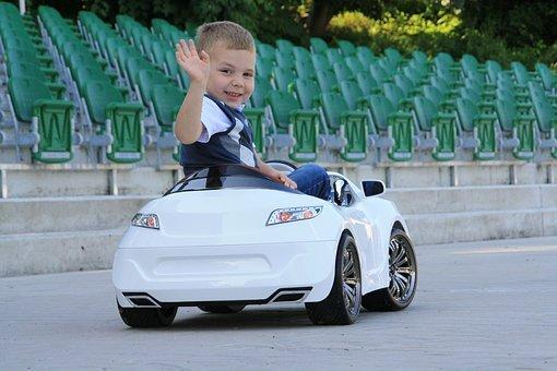 samochód elektryczny dla dzieci bmw